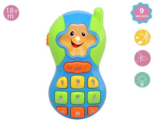 Juego Kiokids Mi Primer Teléfono