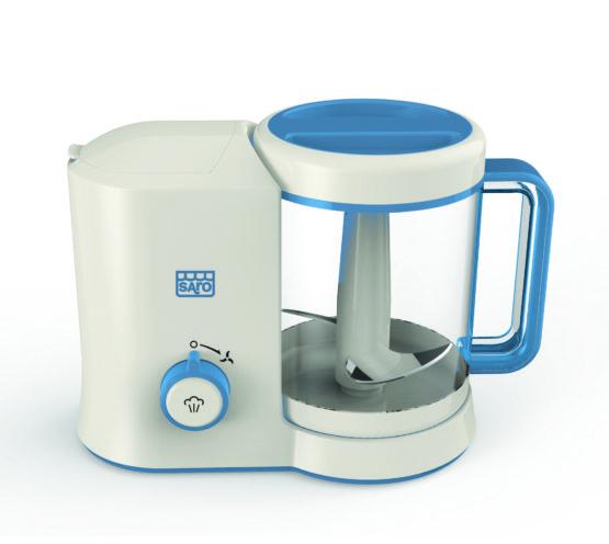 Robot Cocinador Baby Chef Saro 2735