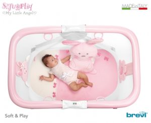 Parque Brevi Soft & Play My Little Angel 168 Americano