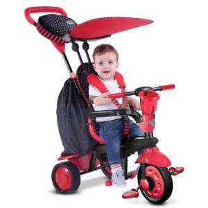 Triciclo Smartrike Spart Rojo