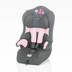 Silla Auto Brevi All Road Hello Kitty 9-36 kg