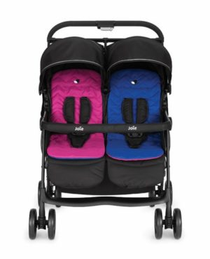 Silla Paseo Gemelar Joie Aire Twin 2018