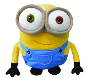 Peluche Warmies Térmico Minion