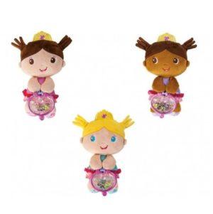 Muñeca Sonajero Bright Starts Princesa ( tres colores)