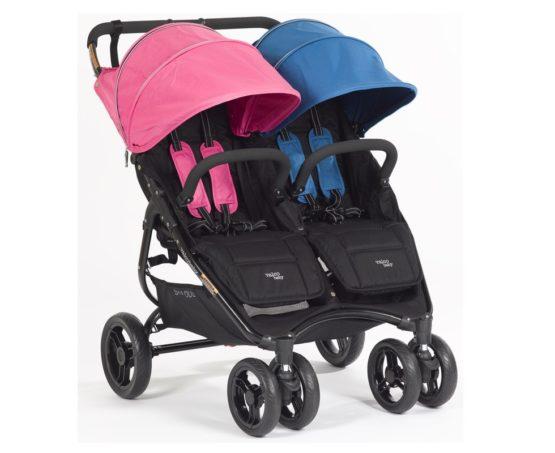Carro Gemelar Valco Baby Snap Duo