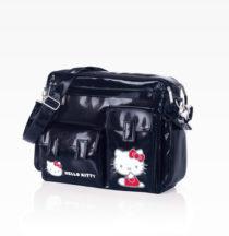 Bolso Cambiador Brevi Hello Kitty Freestyle Marino