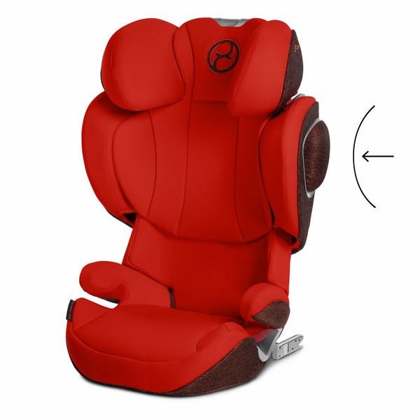 silla auto cybex solution z fix plus 2019 centrobeb. Black Bedroom Furniture Sets. Home Design Ideas