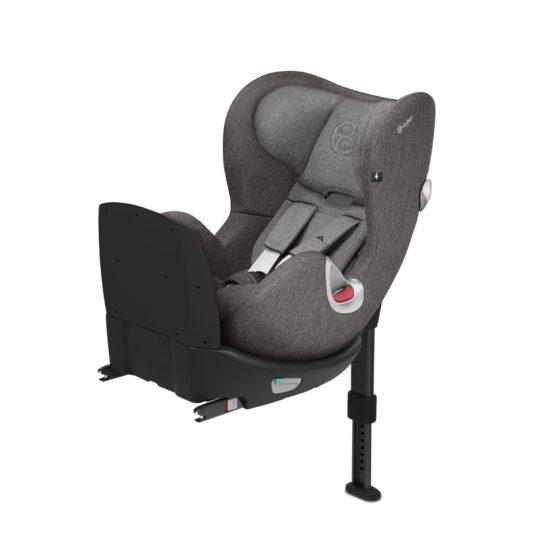 Silla Auto Cybex Sirona Q PLUS I-Size Grupo 0+/1 ISOFIX 2019 (escudo)