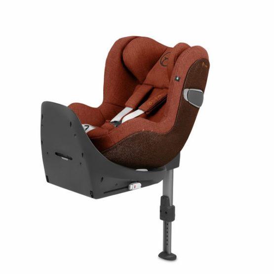 Silla Auto Cybex Sirona Z PLUS 2019 I-Size 45-105cm (Opción Sensor Safe)