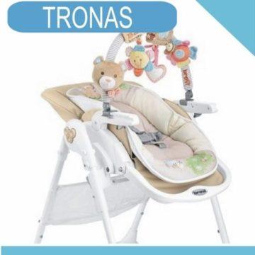 tronas de bebe