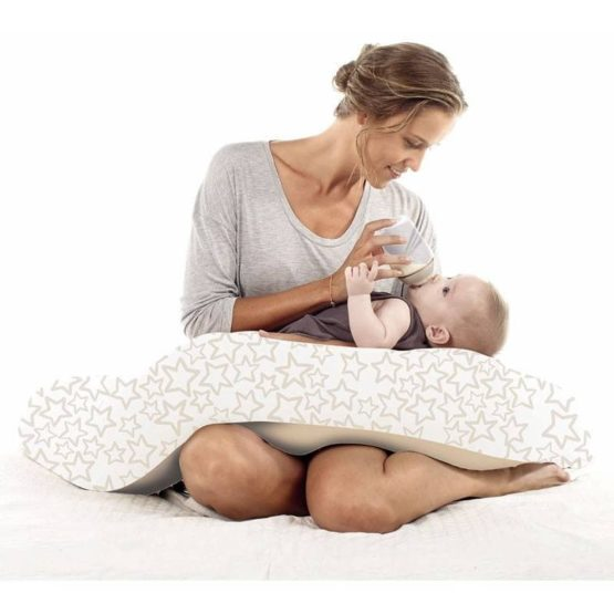 cojín de lactancia maternal