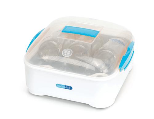 Esterilizador Microondas BebeDue