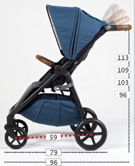 silla paseo mast m4
