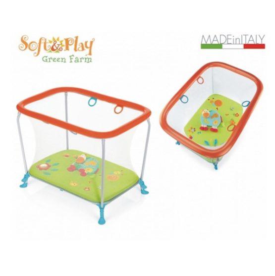 Parque Brevi Soft & Play Green Farm