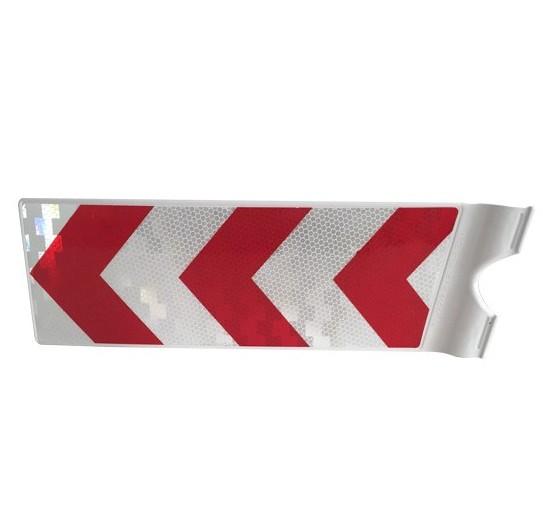 Señal PF -Señal de Advertencia y Prevención de Atropellos-Magnética