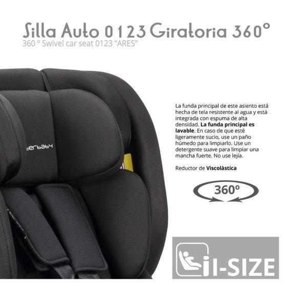 silla auto interbaby ares (2)