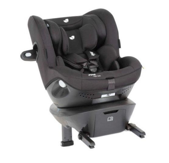 Silla Auto Joie I-Spin Safe I-Size Plus Test