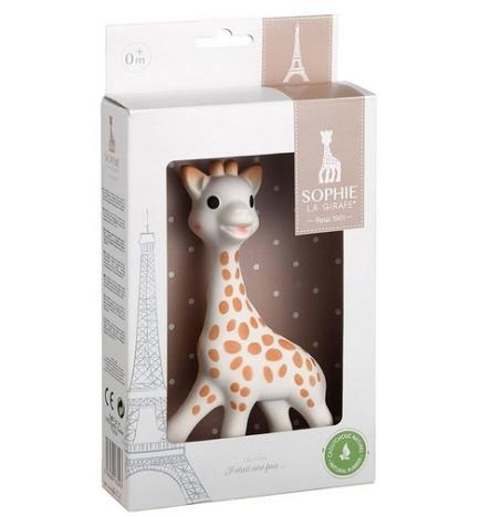 Sophie La Girafe con caja de regalo