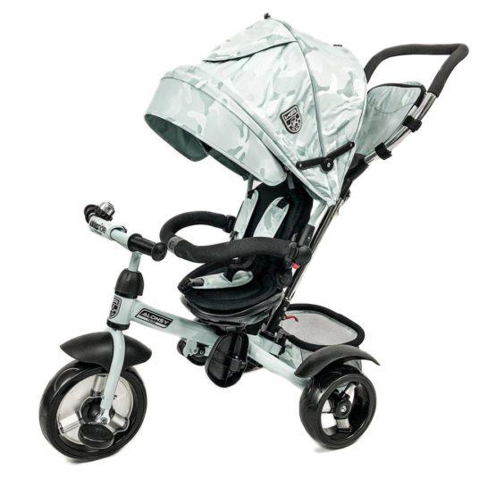 Triciclo KikkaBoo Alonsy Evolutivo 3 en 1