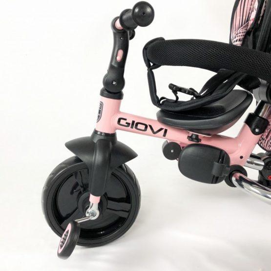 triciclo kikkaboo giovi