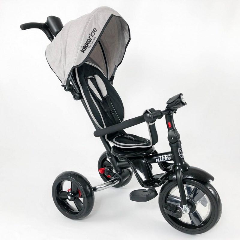 Triciclo KikkaBoo Nikki Evolutivo 3 en 1