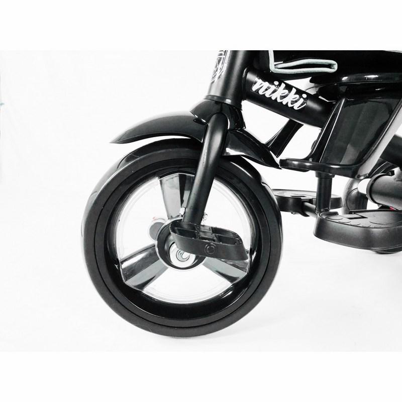 triciclo kikkaboo nikki gris claro (4)
