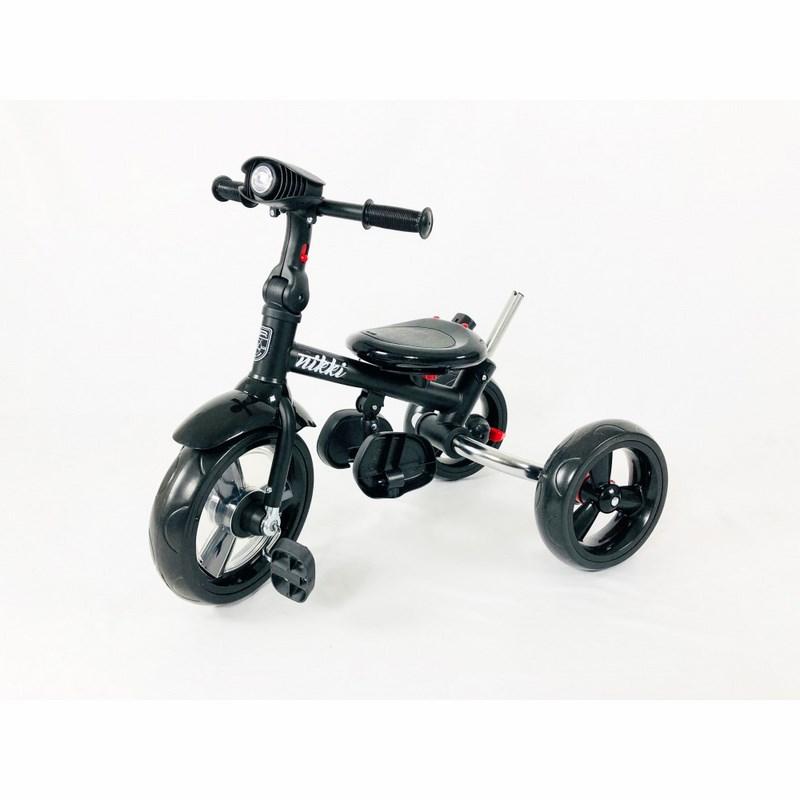 triciclo kikkaboo nikki gris claro (6)