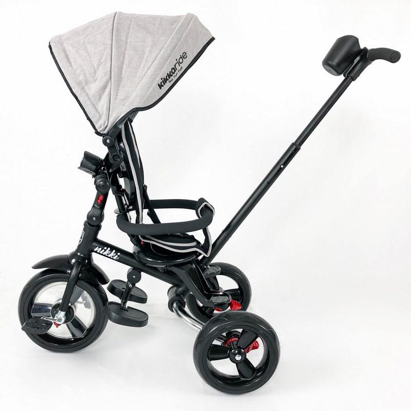 triciclo kikkaboo nikki gris claro (9)