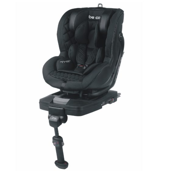 Silla Auto Be Cool Twist 2.0 grupo 0+/1 Isofix 2019