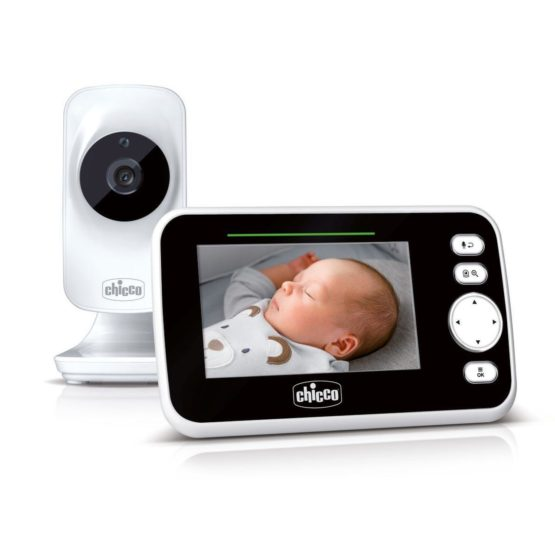 Vigilabebe Camara Chicco Baby Monitor DELUXE